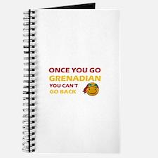 Grenadian smiley designs Journal