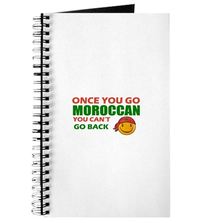 Moroccan smiley designs Journal