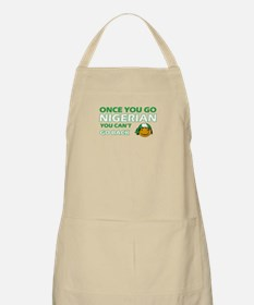 Nigerian smiley designs Apron