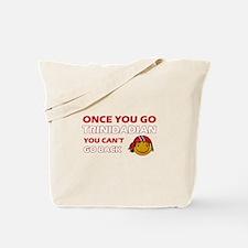 Paraguayan smiley designs Tote Bag