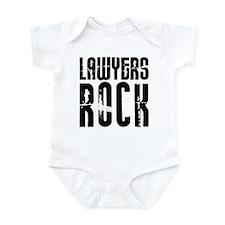 Lawyers Rock Infant Bodysuit