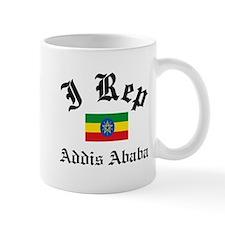I rep Addis Ababa Mug