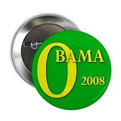 Green Obama for President 2.25