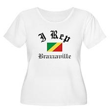 I rep Brazzaville T-Shirt