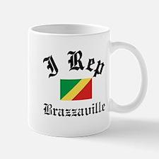 I rep Brazzaville Mug