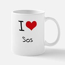 I love Sos Mug