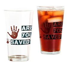 Unique Gospel Drinking Glass