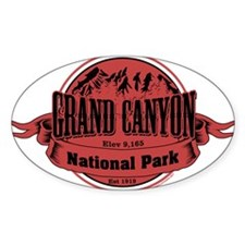 grand canyon 2 Decal