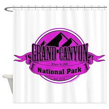 grand canyon 5 Shower Curtain