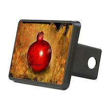 Botanical Pomegranate Hitch Cover