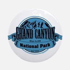 grand canyon 1 Ornament (Round)