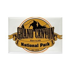 grand canyon 3 Rectangle Magnet