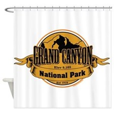 grand canyon 3 Shower Curtain