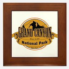 grand canyon 3 Framed Tile
