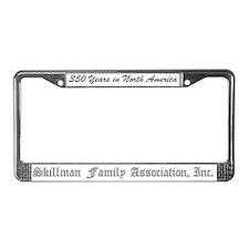 Cute Sfas License Plate Frame