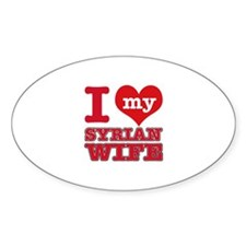 I love my Syrian Wife Decal