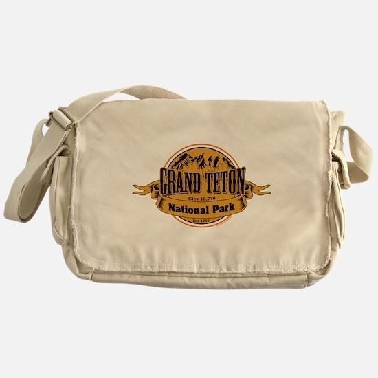 grand teton 2 Messenger Bag