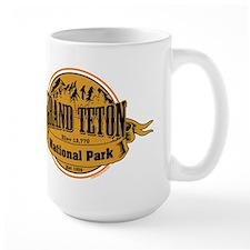 grand teton 2 Mug