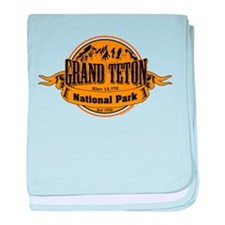 grand teton 2 baby blanket