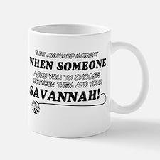 Savannah designs Mug
