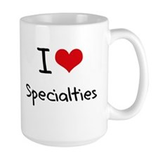 I love Specialties Mug