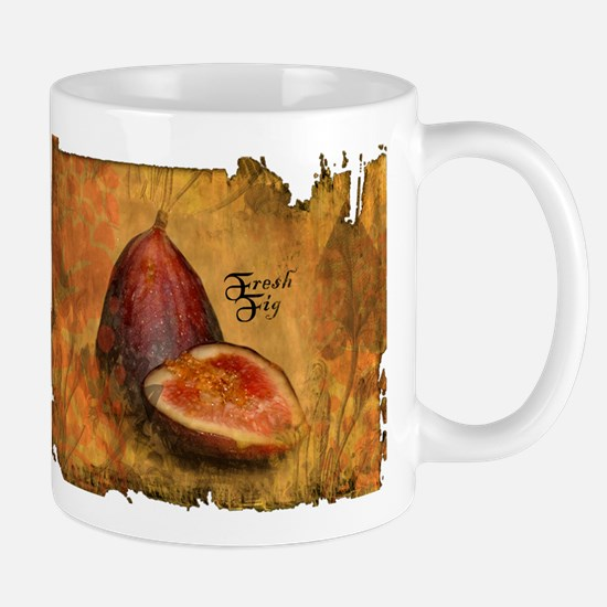 Botanical Fresh Fig Mug