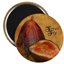 Botanical Fresh Fig Magnet
