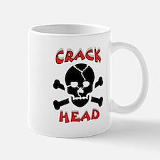 CRACK HEAD Mug