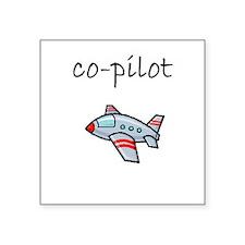co-pilot.bmp Sticker