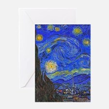 van Gogh: The Starry Night Greeting Card