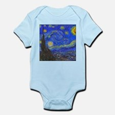 van Gogh: The Starry Night Body Suit