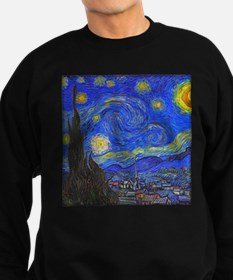 van Gogh: The Starry Night Sweatshirt