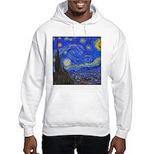 van Gogh: The Starry Night Hoodie