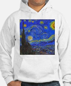 van Gogh: The Starry Night Hoodie