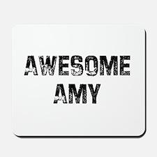 Awesome Amy Mousepad
