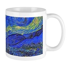 van Gogh: The Starry Night Mug