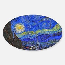 van Gogh: The Starry Night Decal