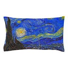 van Gogh: The Starry Night Pillow Case