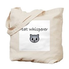 cat whisperer.PNG Tote Bag
