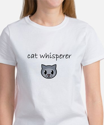 cat whisperer.PNG T-Shirt