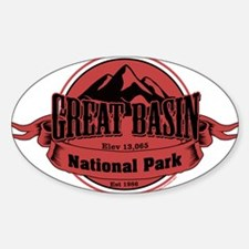 great basin 4 Decal