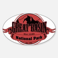 great basin 3 Decal
