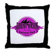 great basin 4 Throw Pillow