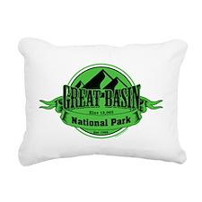 great basin 5 Rectangular Canvas Pillow