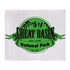 great basin 2 Throw Blanket