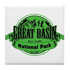 great basin 1 Tile Coaster