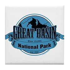 great basin 3 Tile Coaster