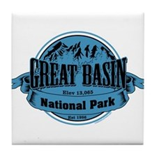 great basin 2 Tile Coaster