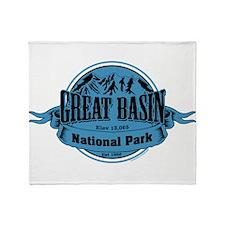 great basin 1 Throw Blanket