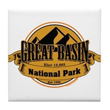 great basin 5 Tile Coaster